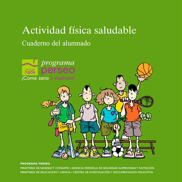 Actividad física saludable alumnado