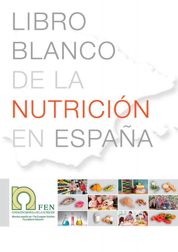 Libro blanco de la nutrición en España