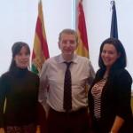 Diálogo abierto para la nutrición en Aragón